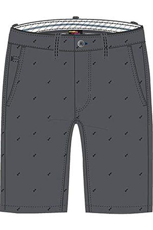 O'Neill LM Friday Night Chino SHORTS-8990 Grey AOP W/BLACK-34 Pantalones Cortos, Hombre, /