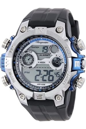 Burgmeister Reloj Alarma-Cronógrafo Digital Power BM800-112C