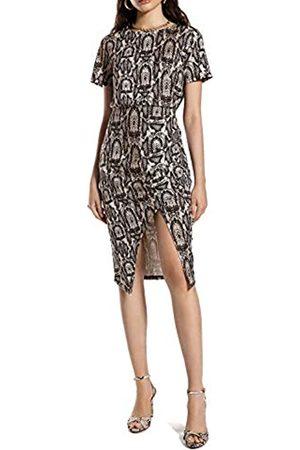 Ivy Revel DE Front Wrap Jersey Dress Vestido