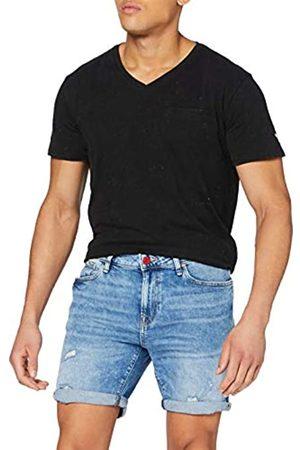 Guess Angels Short Pantalones Cortos de Jean