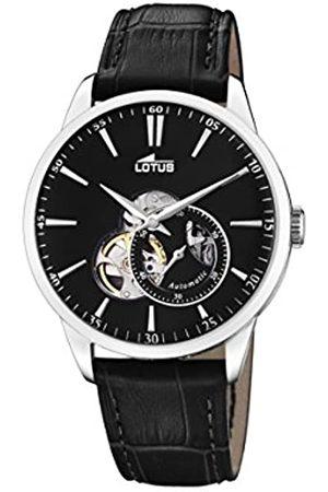 Lotus Watches LotusWatchesRelojAnálogoclásicoparaHombredeAutomáticoconCorreaenCuero18536/4