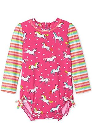 Hatley Rash Guard Swimsuits Traje de baño de una Pieza