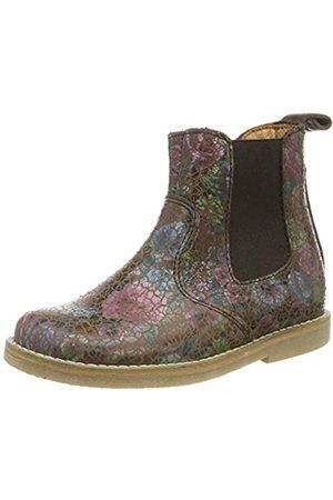 Froddo Chelsea Boot G3160101-1, Botas Niñas, (Brown+ I71)