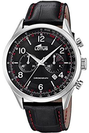 Lotus Reloj Cronógrafo para Hombre de Cuarzo con Correa en Cuero 18557/4