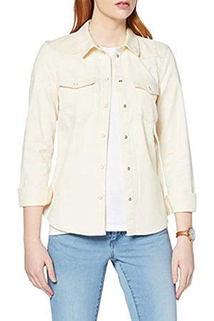 Vero Moda Vmmaria LS Dnm Slim Shirt Clr Noos Blusas