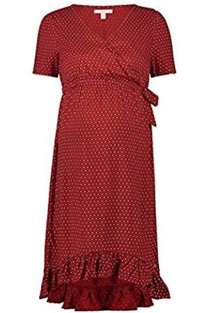 Esprit Dress Wvn Nursing SS AOP Vestido