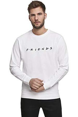 Merchcode Camiseta de Manga Corta para Hombre con Logo de Amigos