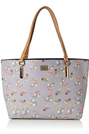 Bessie London Large Floral Print Bag In Bag ShopperMujerShoppers y bolsos de hombroMulticolor (Multi)11x35x38 Centimeters (W x H x L)