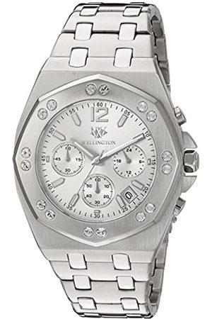 Daniel Wellington WN511-111 - Reloj analógico de Cuarzo para Hombre con Correa de Acero Inoxidable