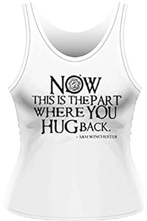 Plastic Head Supernatural Hug Back TV Camiseta sin Mangas