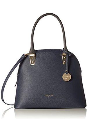 Marco Tozzi 61028, Bolsos maletín Mujer, Blau (Navy Comb)
