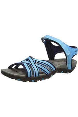 Gola Mujer Zapatillas deportivas - Safed, Sandalias de Senderismo para Mujer, (Blue/Navy Ex)