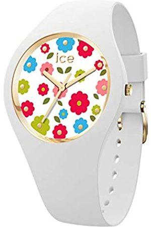 Ice-Watch ICE Flower Flower Power Reloj para Mujer con Correa en Silicona 017582 (Small)