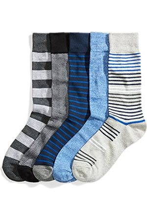 Goodthreads 5-Pack Patterned Socks Calcetines