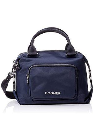 Bogner Klosters Sofie Handbag ShzMujerBolso de manoAzul (Dark Blue) 12.5x21x27 centimeters (W x H x L)