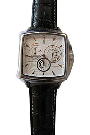 Pierre Chaubert Reloj cronógrafo para Hombre de Cuarzo con Correa en Piel HEWS39088
