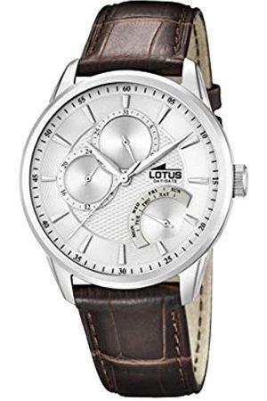 Lotus 15974/1 - Reloj de Pulsera Hombre, Cuero