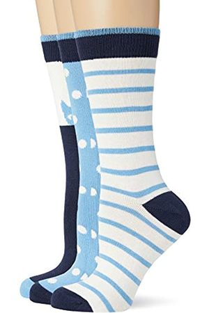Peopletree Patterned Socks Set of 3 in Box Calcetines