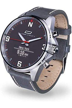 OSKRON Reloj de Pulsera para Hombre 004 Gear con Funciones de Reloj Inteligente