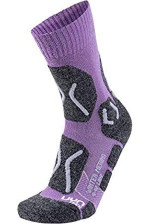 UYN Outdoor - Calcetines técnicos de Senderismo para Mujer, Mujer, S100051