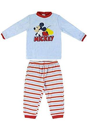 Artesanía Cerdá Pijama Largo Mickey Pelele para dormir