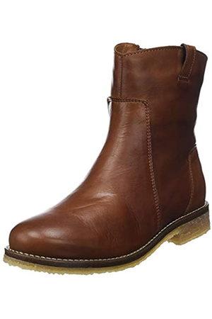 Bianco Bfatalia Leather Boot, Botas Altas para Mujer, (Cognac 240)