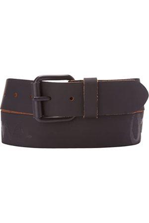 Pepe Jeans Hammond Belt, Cinturón Hombre, (Black)
