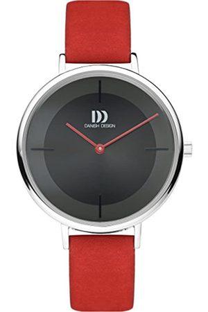 Danish Design Reloj Analógico para Mujer de Cuarzo con Correa en Cuero IV24Q1185