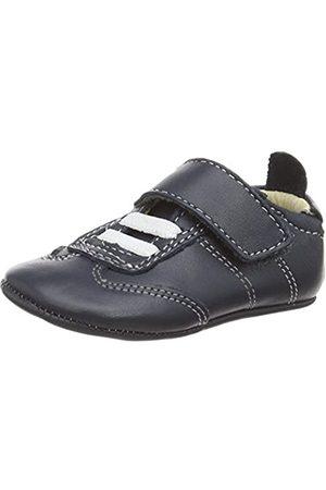 Old Soles Kick Shoe - Pantuflas de Aprendizaje de Cuero Bebé-Niñas, Color