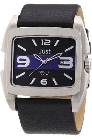 Just Watches 48-S3353-BL - Reloj analógico de Cuarzo para Hombre