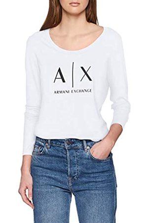 Armani Logo LS Camiseta