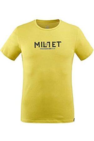 Millet Tape Logo TS SS T-Shirt, Mens