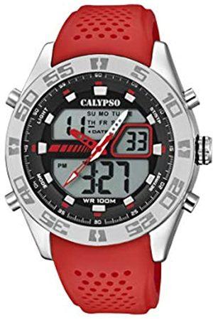 Calypso CalypsoWatchesRelojAnalógico-DigitalparaHombredeCuarzoconCorreaenPlásticoK5774/2