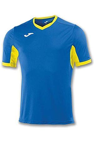 Joma Champion IV M/C Camiseta Equipamiento, Hombre, Royal/