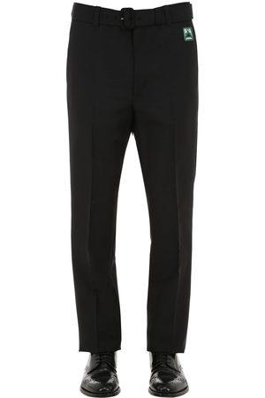 Prada | Hombre Pantalones De Angora 21cm 46