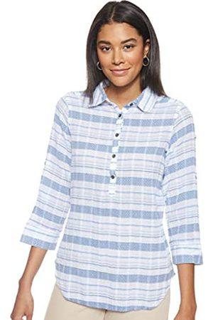 Columbia Summer Ease Popover Tunic - Camisa para Mujer, Mujer