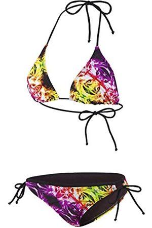 Beco Mujer Triángulo de Bikini, Copa C Magical Mystery Trip Ropa, Mujer, Triangel-Bikini, C-Cup Magical Mystery Trip