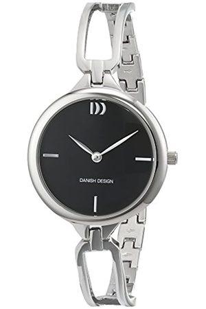 Danish Design Reloj Cuarzo para Mujer con Analogico Y Plata Acero Inoxidable 3324586