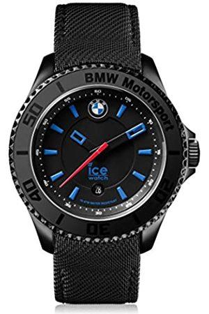 Ice-Watch BMW Motorsport (steel) Black - Reloj nero para Hombre con Correa de cuero - 001111 (Medium)