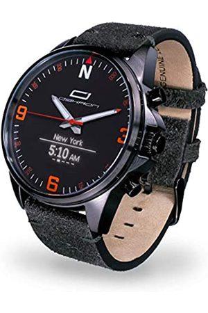 OSKRON Reloj de Pulsera para Hombre 007 Gear con Funciones de Reloj Inteligente