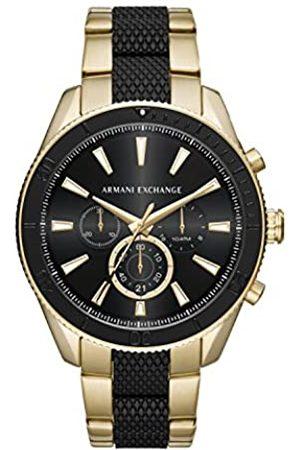 Armani Reloj Analogico para Hombre de Cuarzo con Correa en Acero Inoxidable AX1814