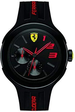 Ferrari Scuderia Scuderia Ferrari – 0830223 – Reloj Hombre – Cuarzo Analógico – Reloj – Pulsera de Silicona