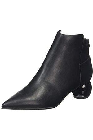 Dorothy Perkins Aldous Dome Heel Ankle Boots, Botas Cortas al Tobillo para Mujer