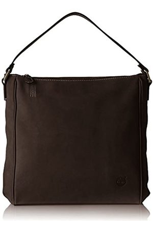 Timberland Tb0m5223, Shoppers y bolsos de hombro Mujer, Marrone (Black Coffee)