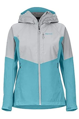 Marmot Wm's ROM Jacket Softshell, Chaqueta Outdoor, Anorak, Repelente al Agua, Transpirable, Mujer