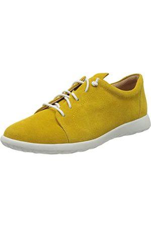 Ganter Gabby-g, Zapatos de Cordones Derby para Mujer, (Limone 8400)