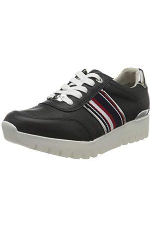 TOM TAILOR 8093707, Zapatillas para Mujer, (Navy 00003)