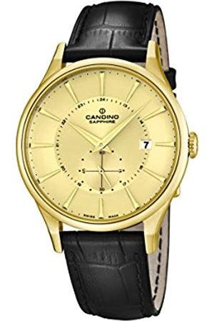 Candino C4559/2 - Reloj de Pulsera Hombre, Cuero