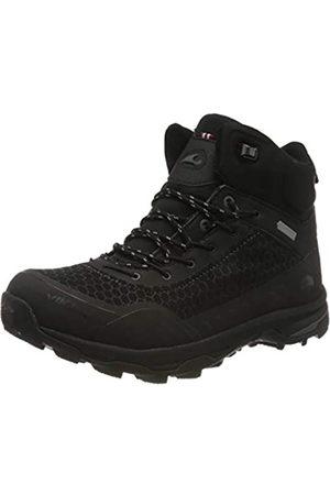 Viking Rask Warm GTX M, Zapatos de High Rise Senderismo para Hombre, (Black/Charcoal 277)
