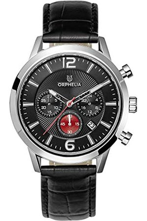 ORPHELIA Reloj Cronógrafo para Hombre de Cuarzo con Correa en Cuero OR81802